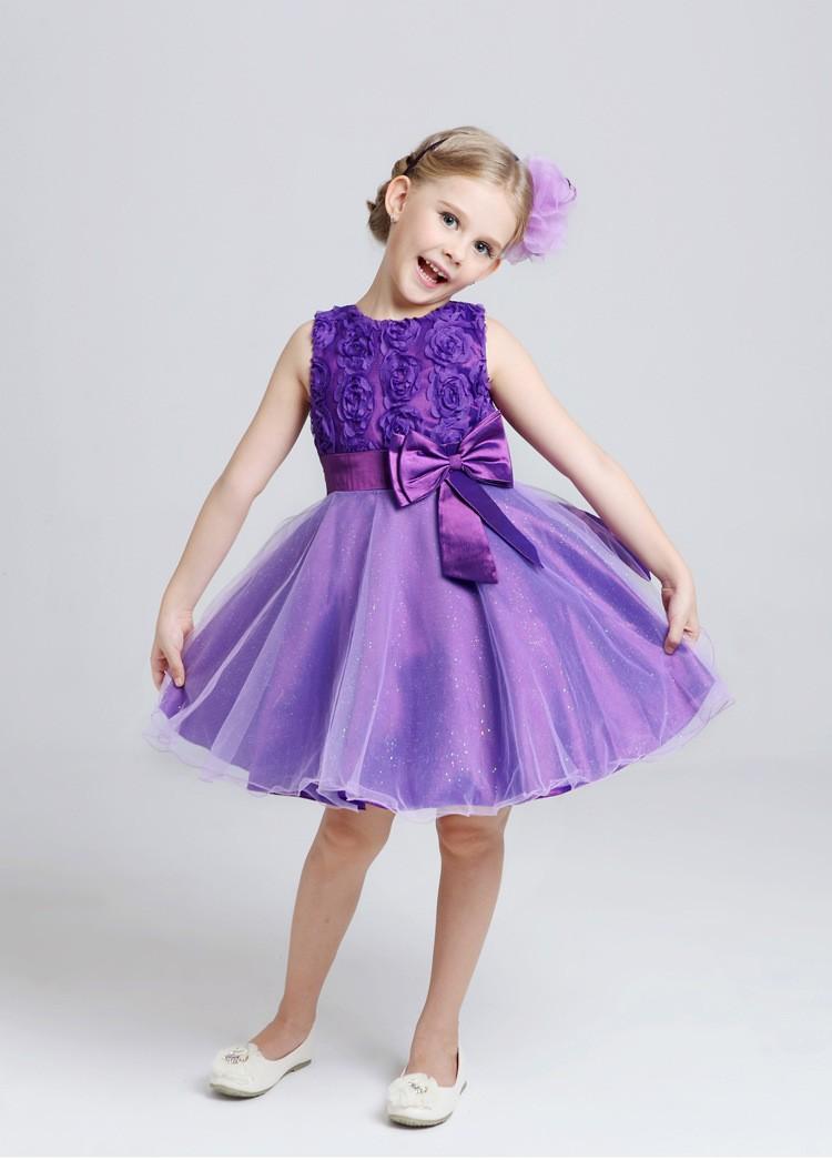 1cb6f6835dc Детское выпускное платье в детский сад - 0 ...