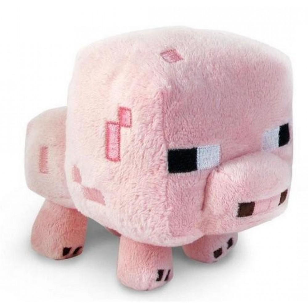 Свинья мягкая игрушка купить