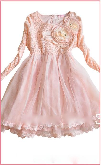 Детские платья для девочек нарядные фото - da68b