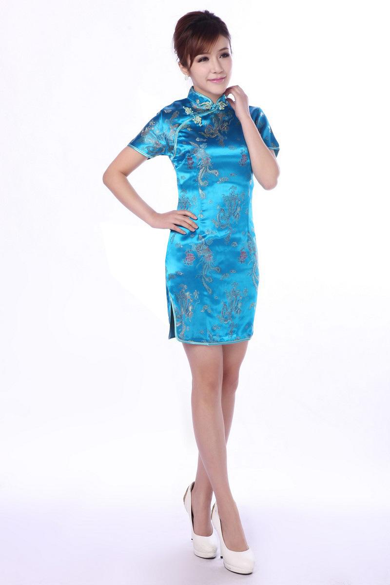 Модные платья в восточном стиле: китайские и японские